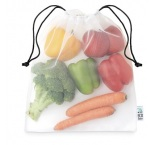 MB9202 - Mesh recycled-PET grocery bag. Min 250 pcs