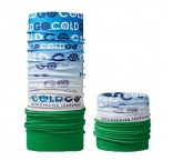 ML3006 - Polyester multiscarf with fleece. Add the optional antibacterial treatment (silver ions). Min 100 pcs
